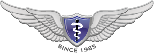 Critical Care Med Flight Retina Logo